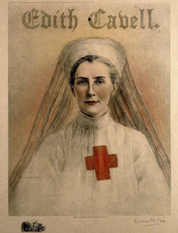 Edith Cavell During World War I