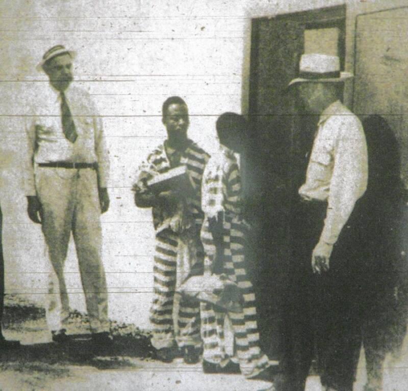 George Stinney Jr Execution
