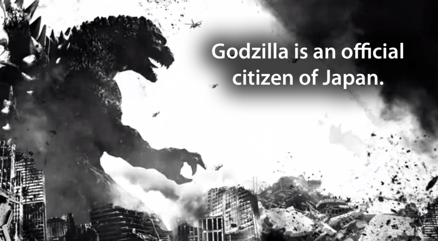 Japan Facts Godzilla