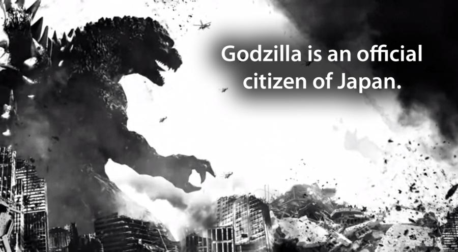 Japan Facts Godzilla