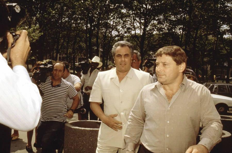 John Gotti And Sammy Gravano