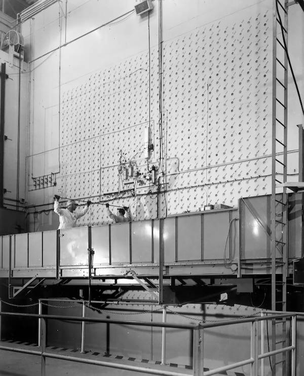 Graphite Reactor Oak Ridge