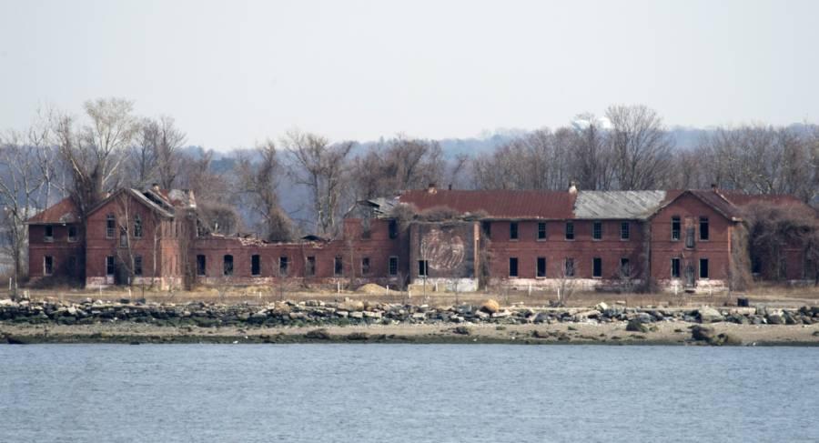 Hart Island Workhouse