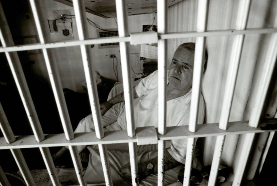 Henry Lee Lucas In Prison