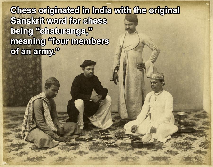 India Chess Chaturanga