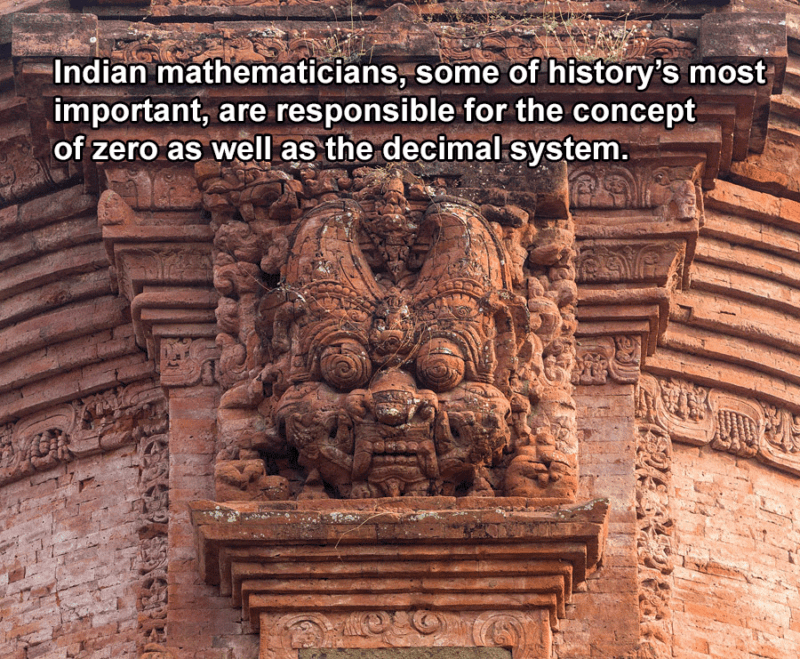 Indian Math Zero Concept