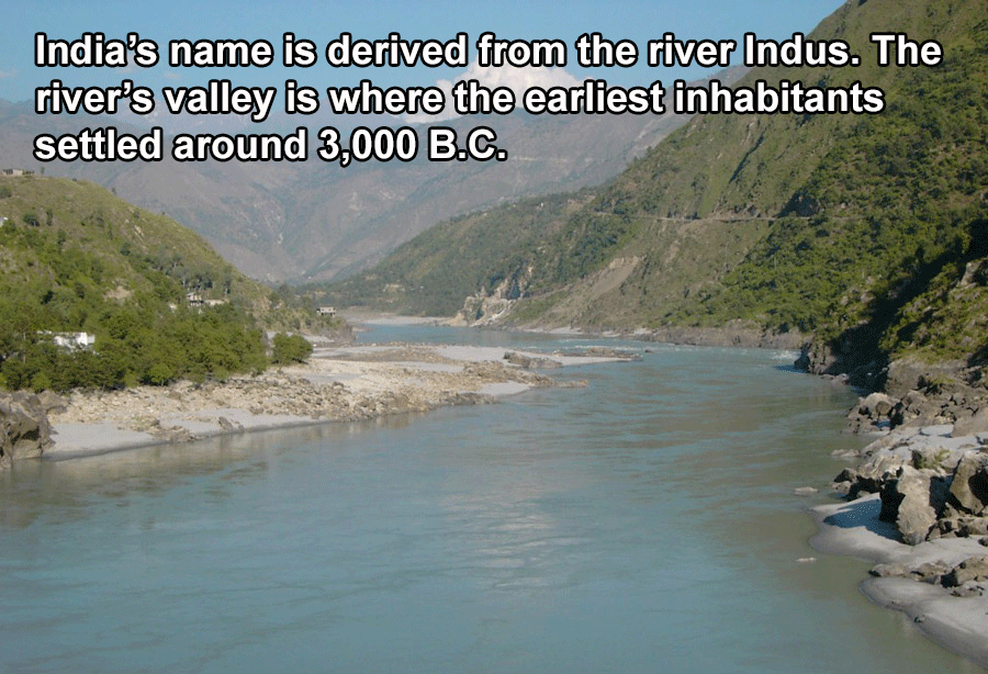 Indus River Settlers