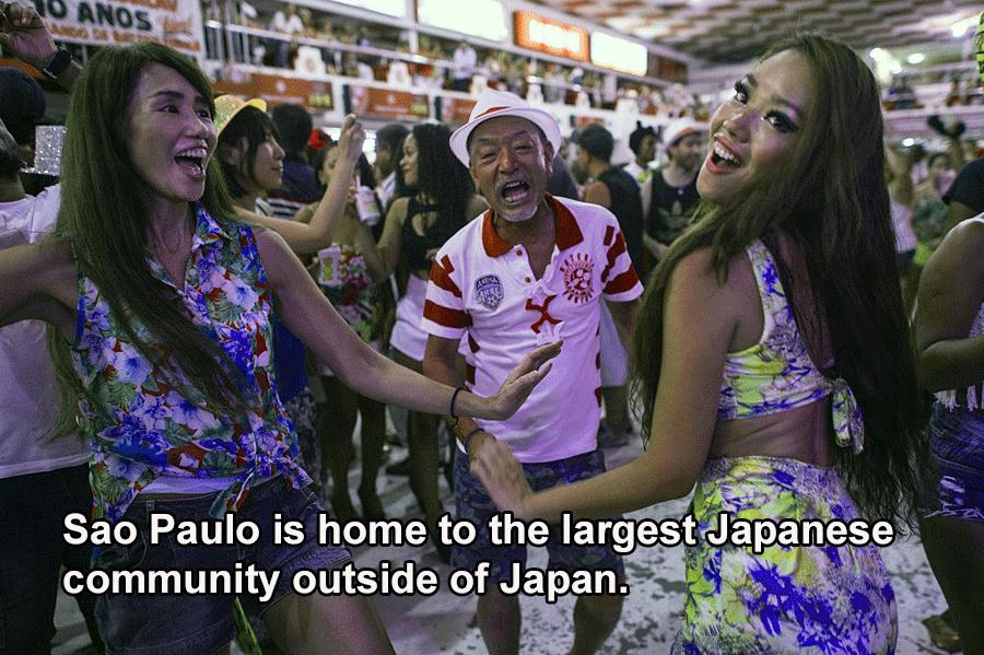 Japanese Community In Brazil