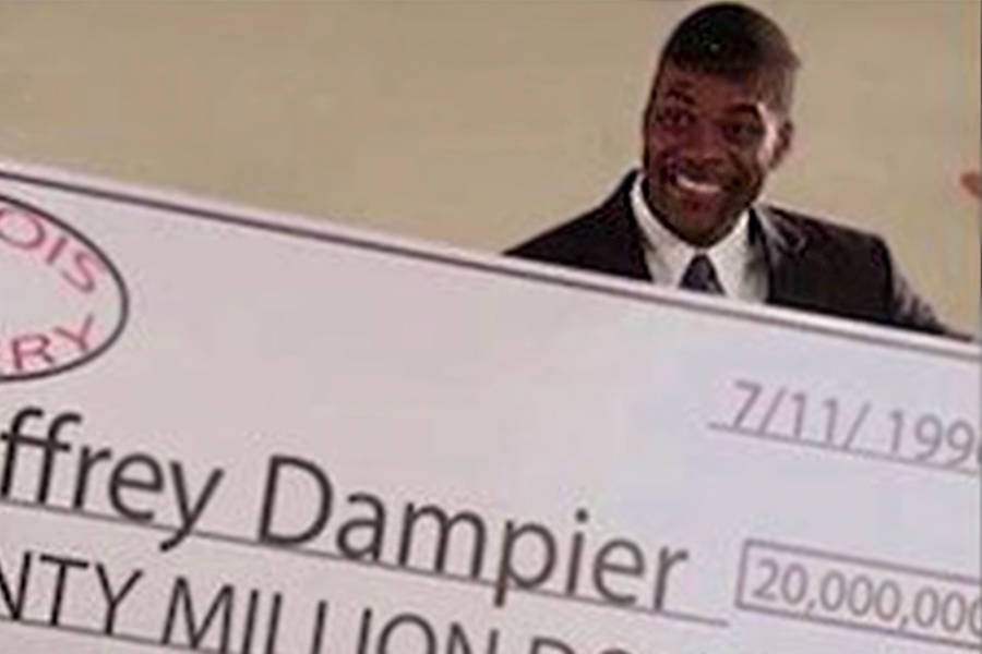 Jeffrey Dampier Check