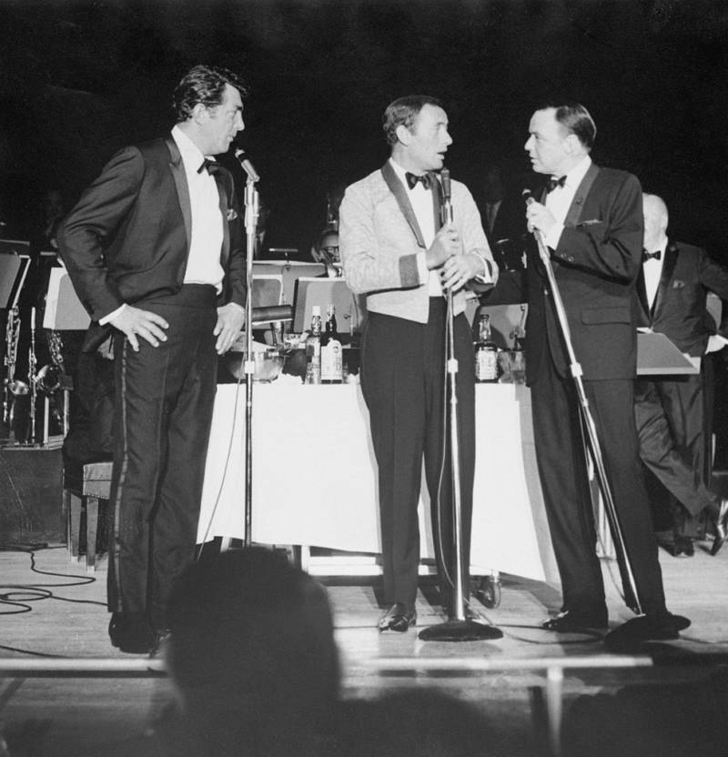 Joey Bishop At The Sands