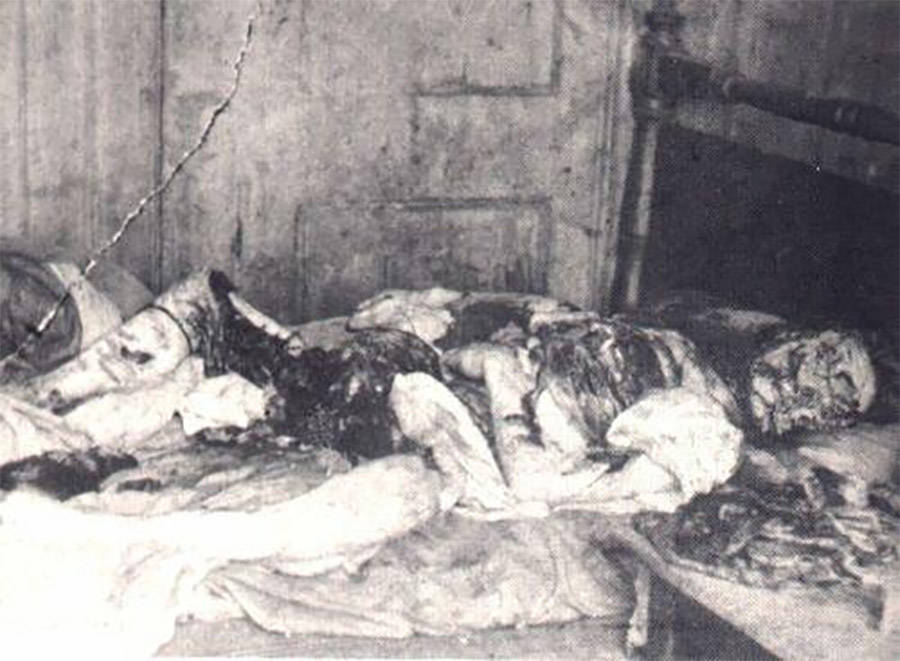 Mary Jane Kelly, Jack The Ripper's Most Gruesome Murder Victim