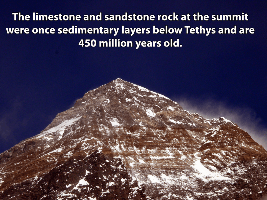 Limestone Mountain Rock