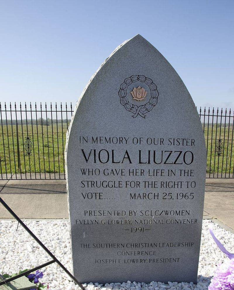 Liuzzo Memorial