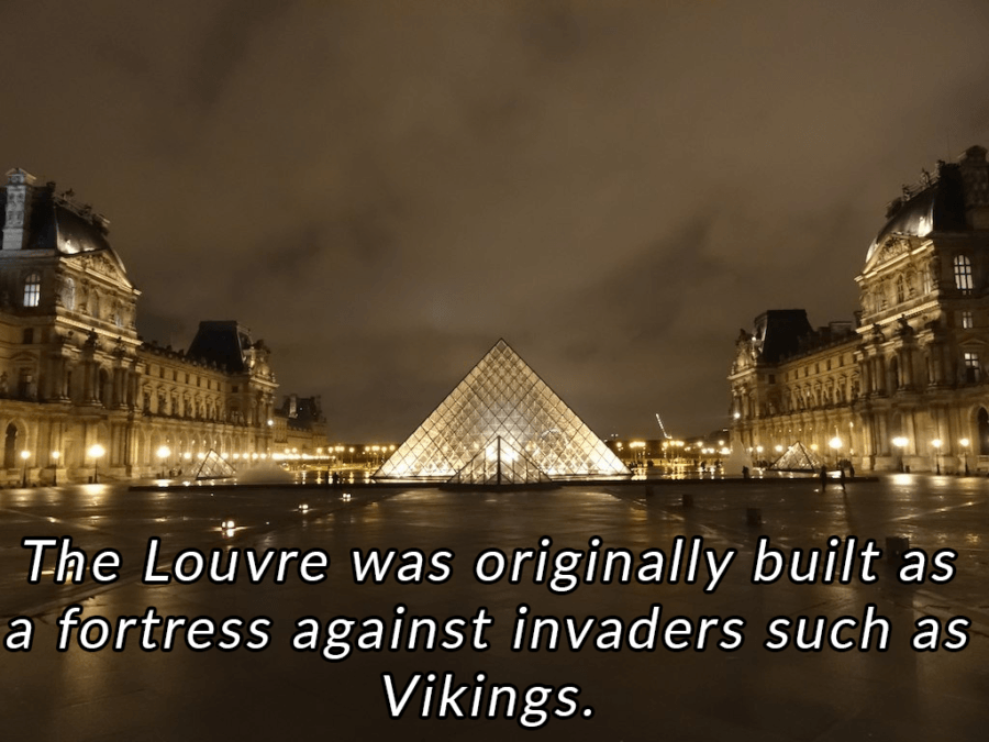 Interesting France Facts Louvre