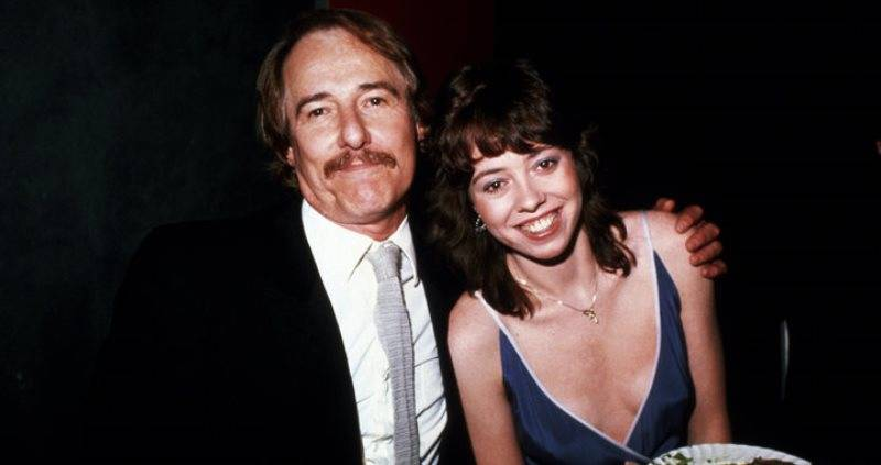 Mackenzie And John Phillips In 1981