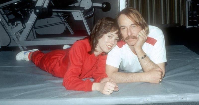 Mackenzie Phillips And John Phillips