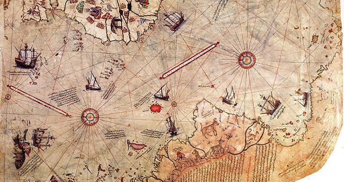 The Piri Reis map Bad Archaeology - oukas.info