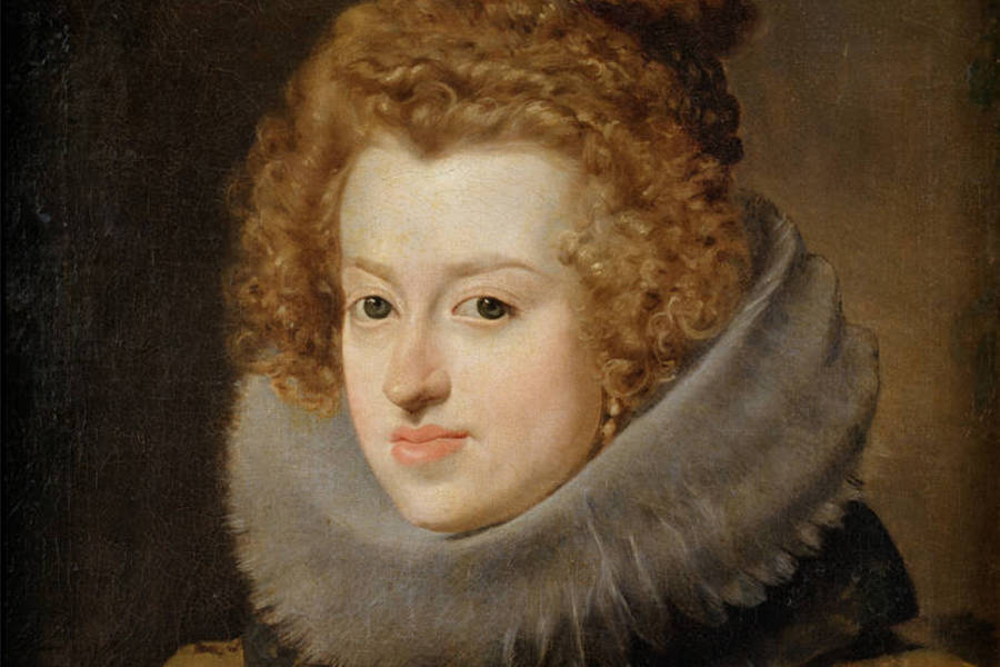 Marie Anne Second Wife Of Charles II