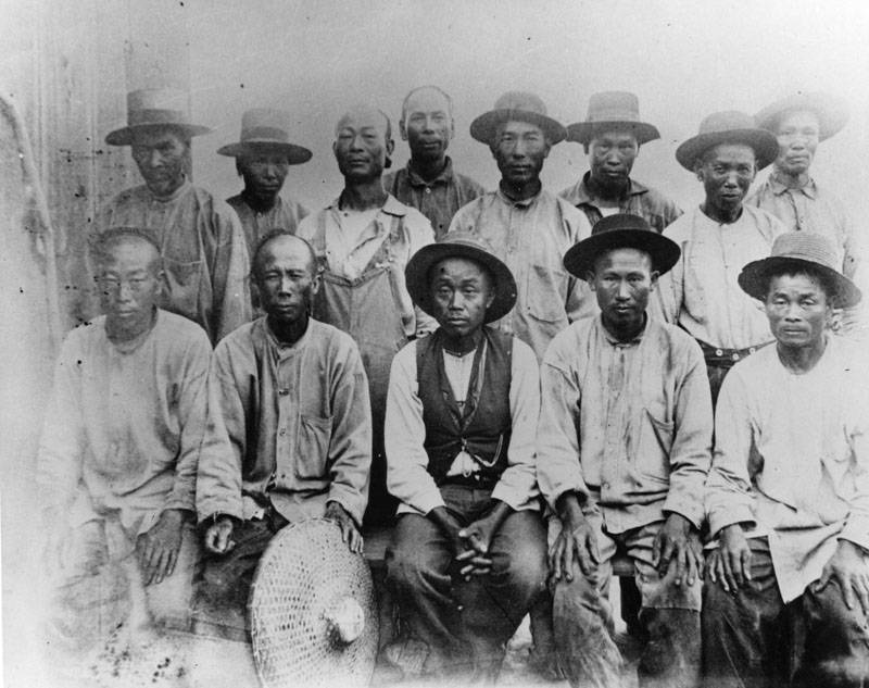 Chinese Immigrant Laborers