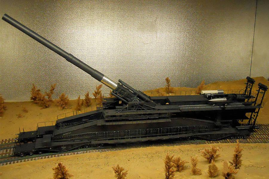 Model Of Gun