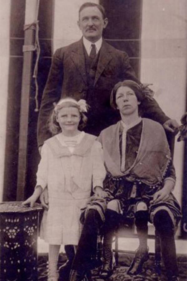 Myrtle Corbin's Family
