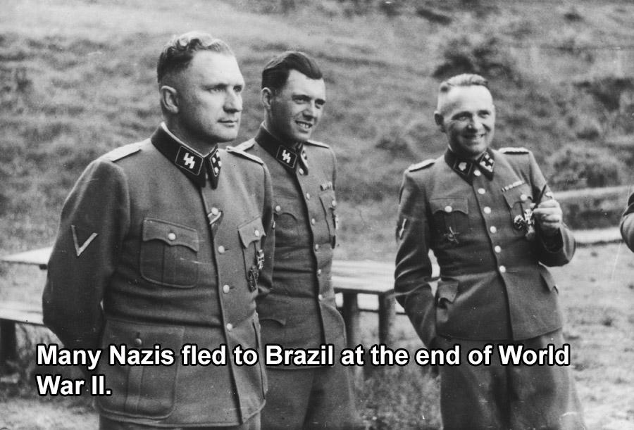 Nazis In Brazil