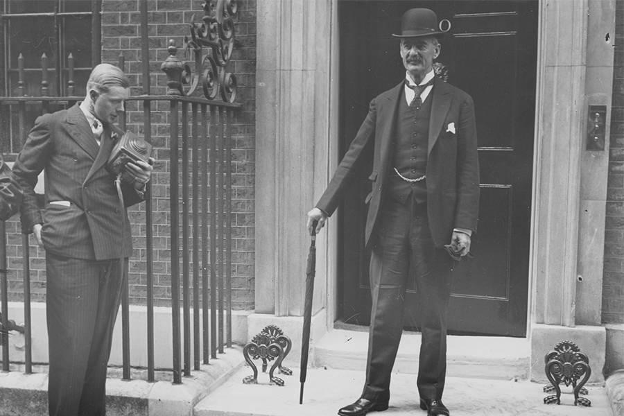 Neville Chamberlain Umbrella
