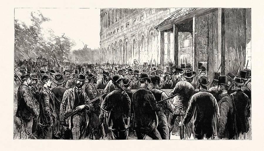 New Orleans Lynch Mob