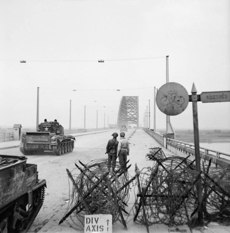 Nijmegen Bridge Crossing