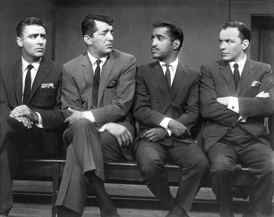Rat Pack In Ocean's 11
