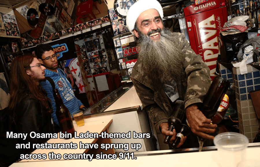 Osama Bin Laden Bar
