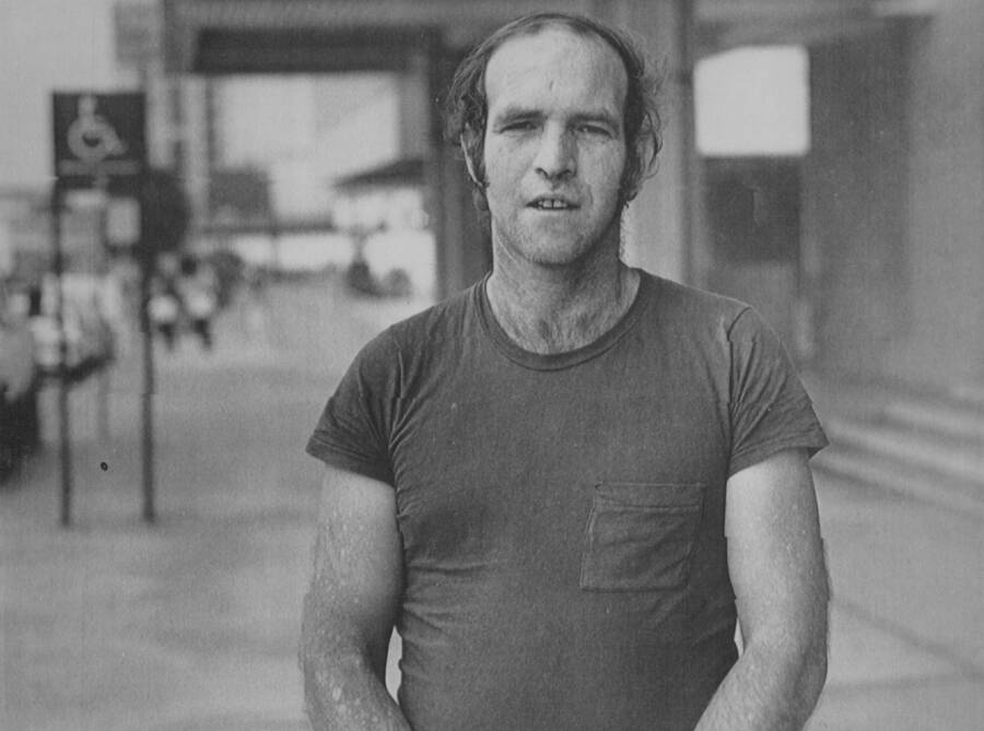 Ottis Toole In Custody