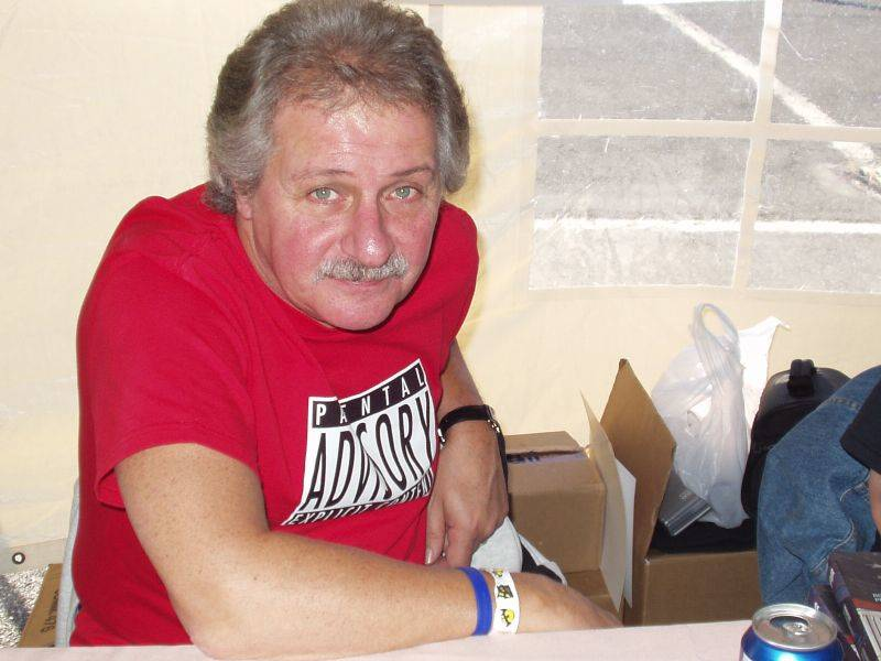 Pete Best In 2005