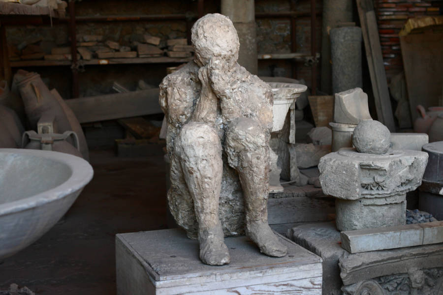 Pompeii Man Cast