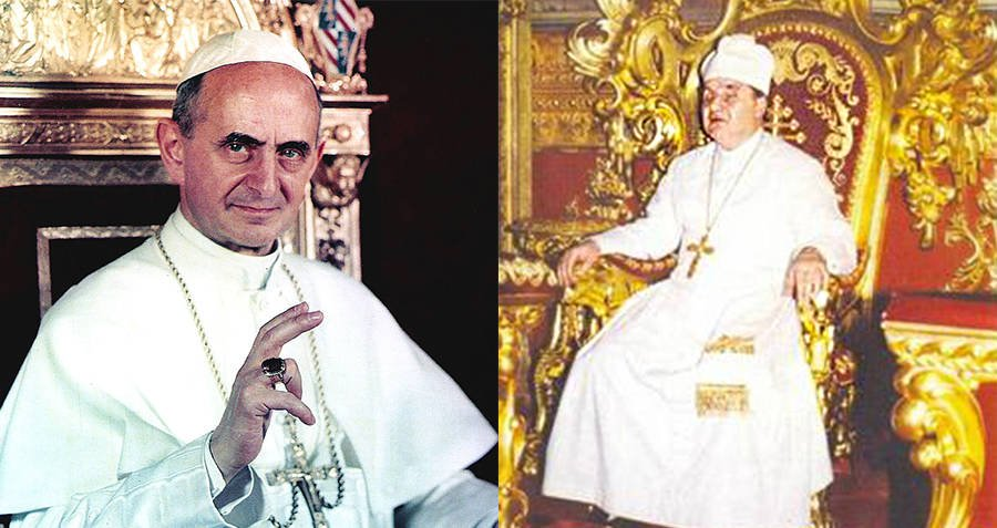 Pope Paul Antipope Gregory