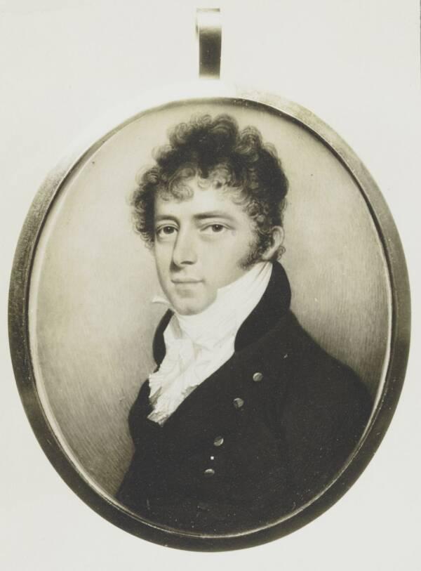 Portrait Of Joseph Alston