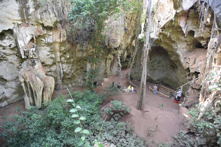 Pys Cave