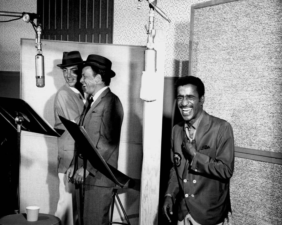 Rat Pack Studio 1962