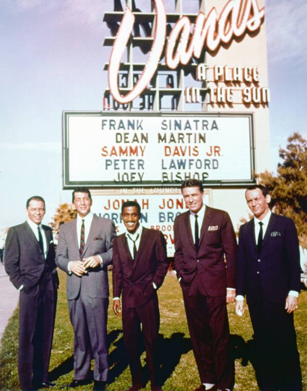 Rat Pack The Sands