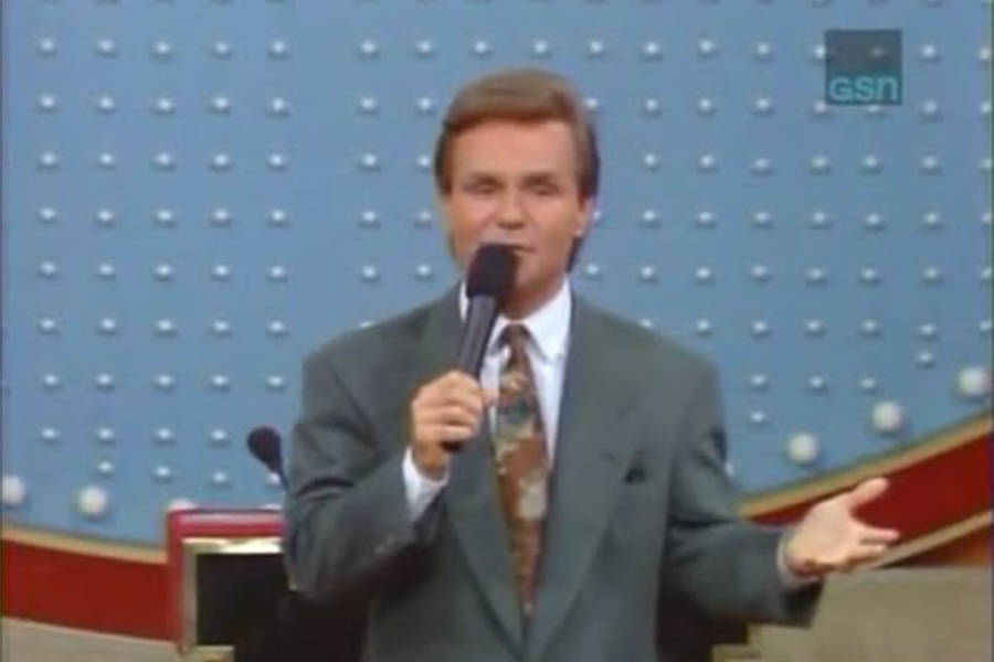Ray Combs Hosting Family Challenge