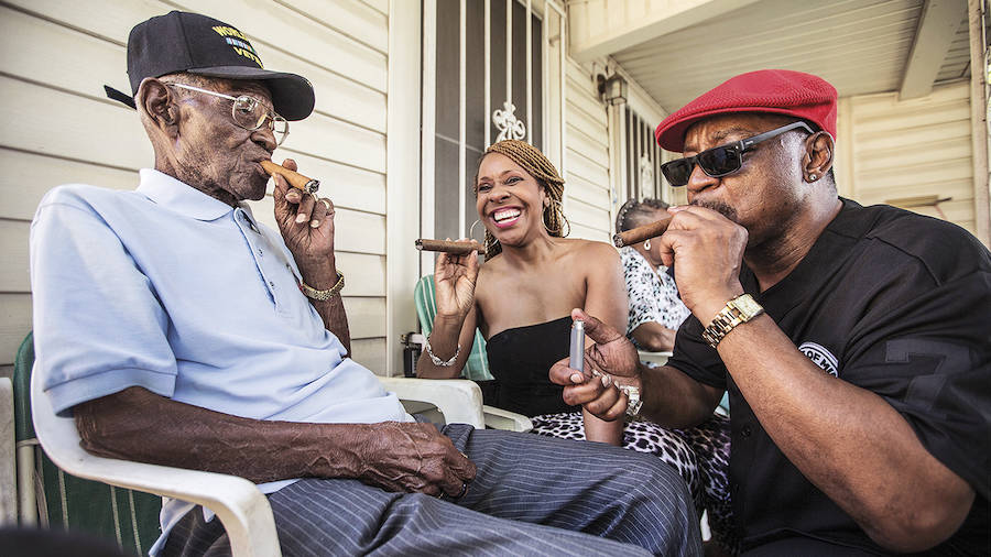 Richard Overton Cigar