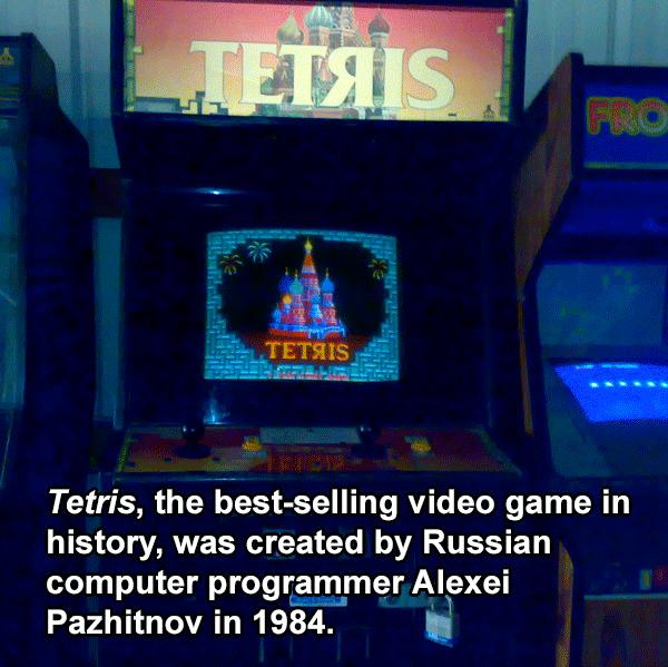 Russia Tetris