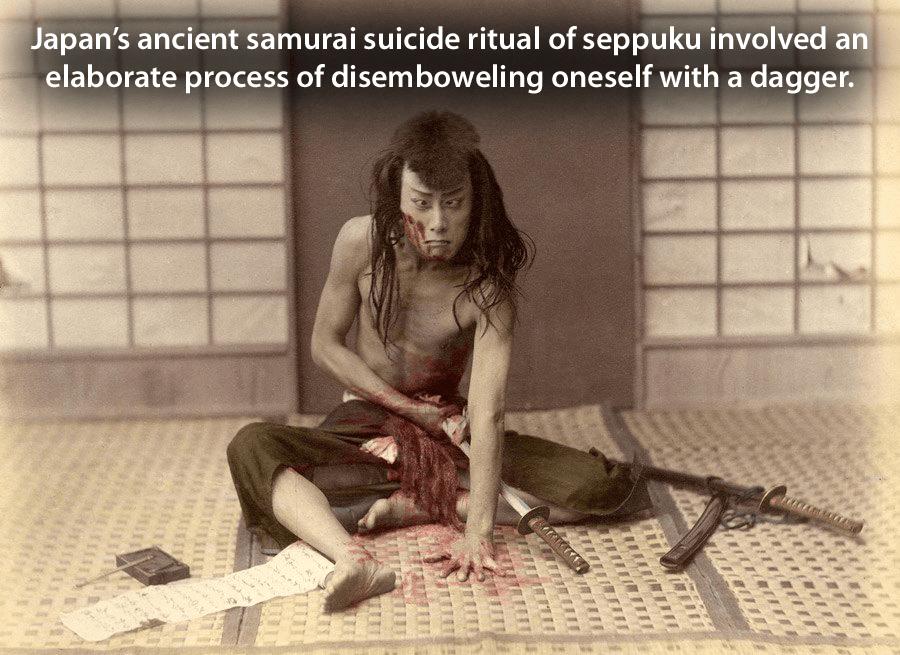 Interesting Facts About Japan Seppuku