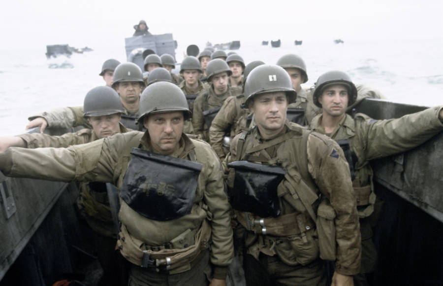 Saving Private Ryan True Story