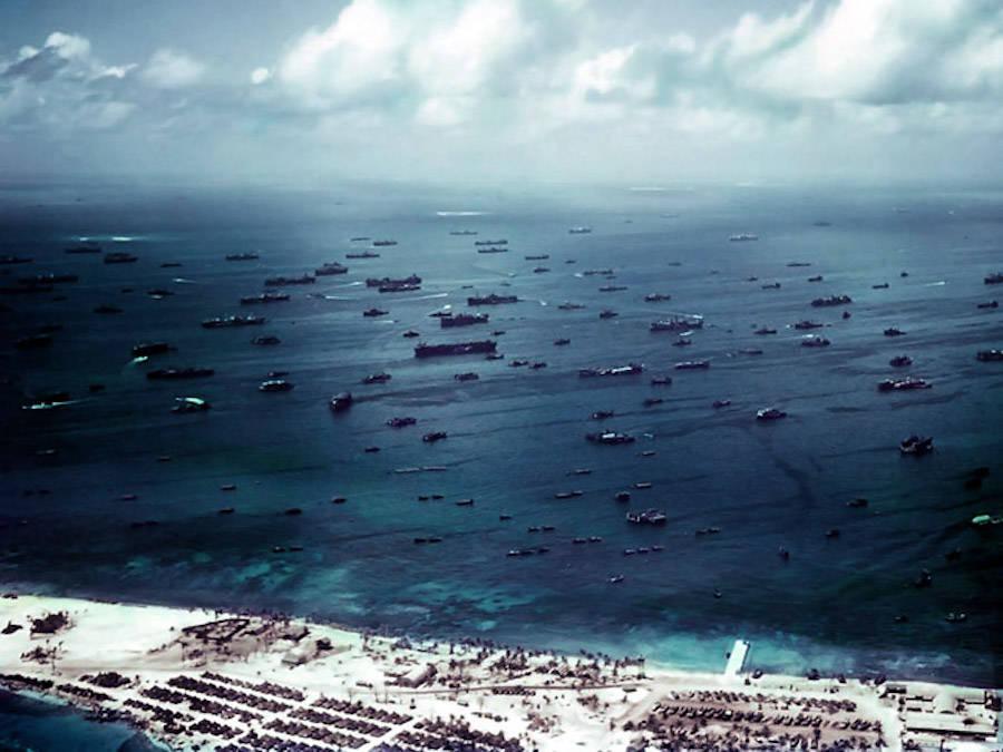 Ships Ulithi