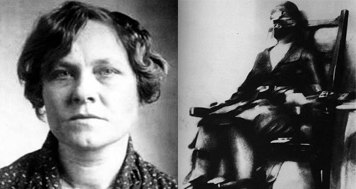 Ruth Snyder And The Story Behind The First Photo Of Execution By Electric Chair