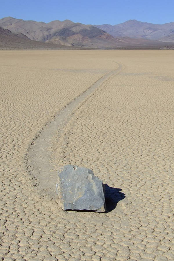 Trail Of Sailing Stones