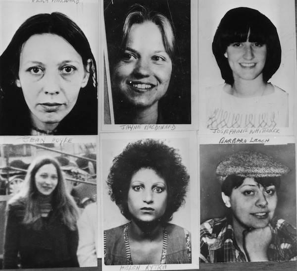 Sutcliffe Victims