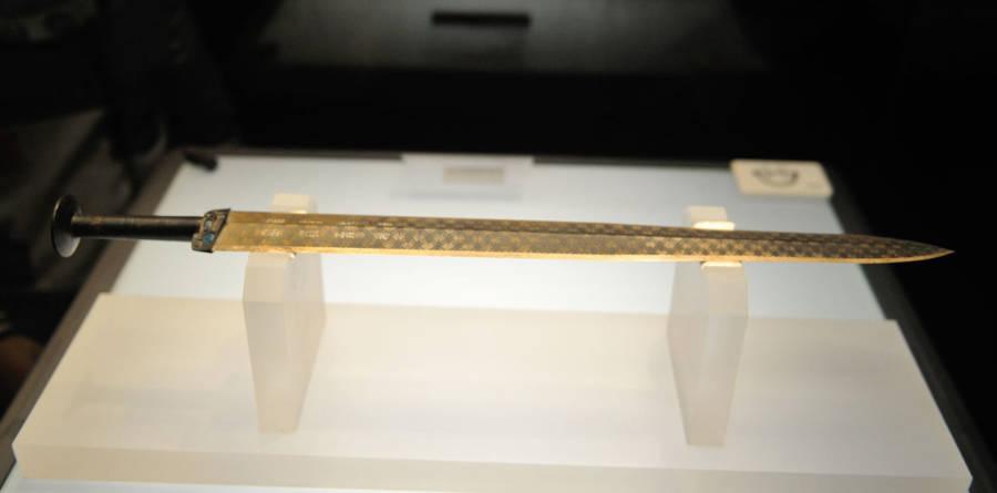 Sword Of Goujian
