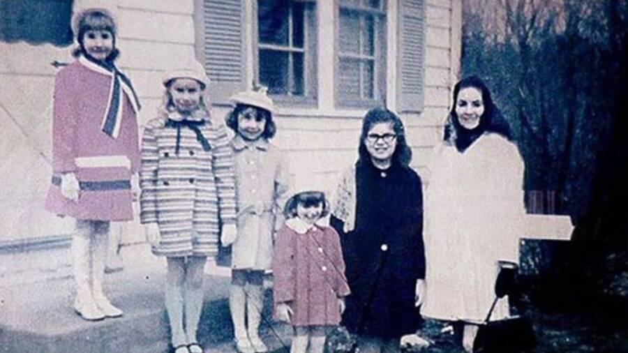 The Perron Family